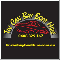 Tin Can Bay Boat Hire