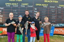 Fishing report Tin Can Bay 29th November 2013